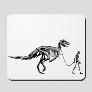 Dinosaur Walk Mousepad